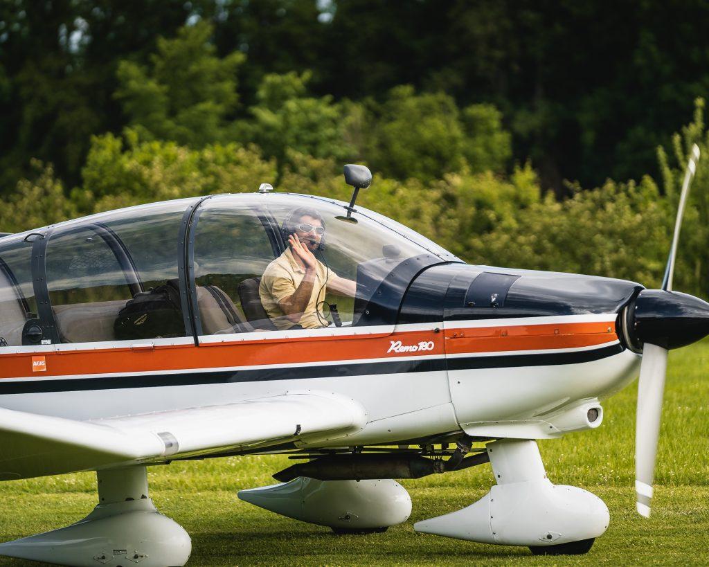 Segelfliegen in Amlikon